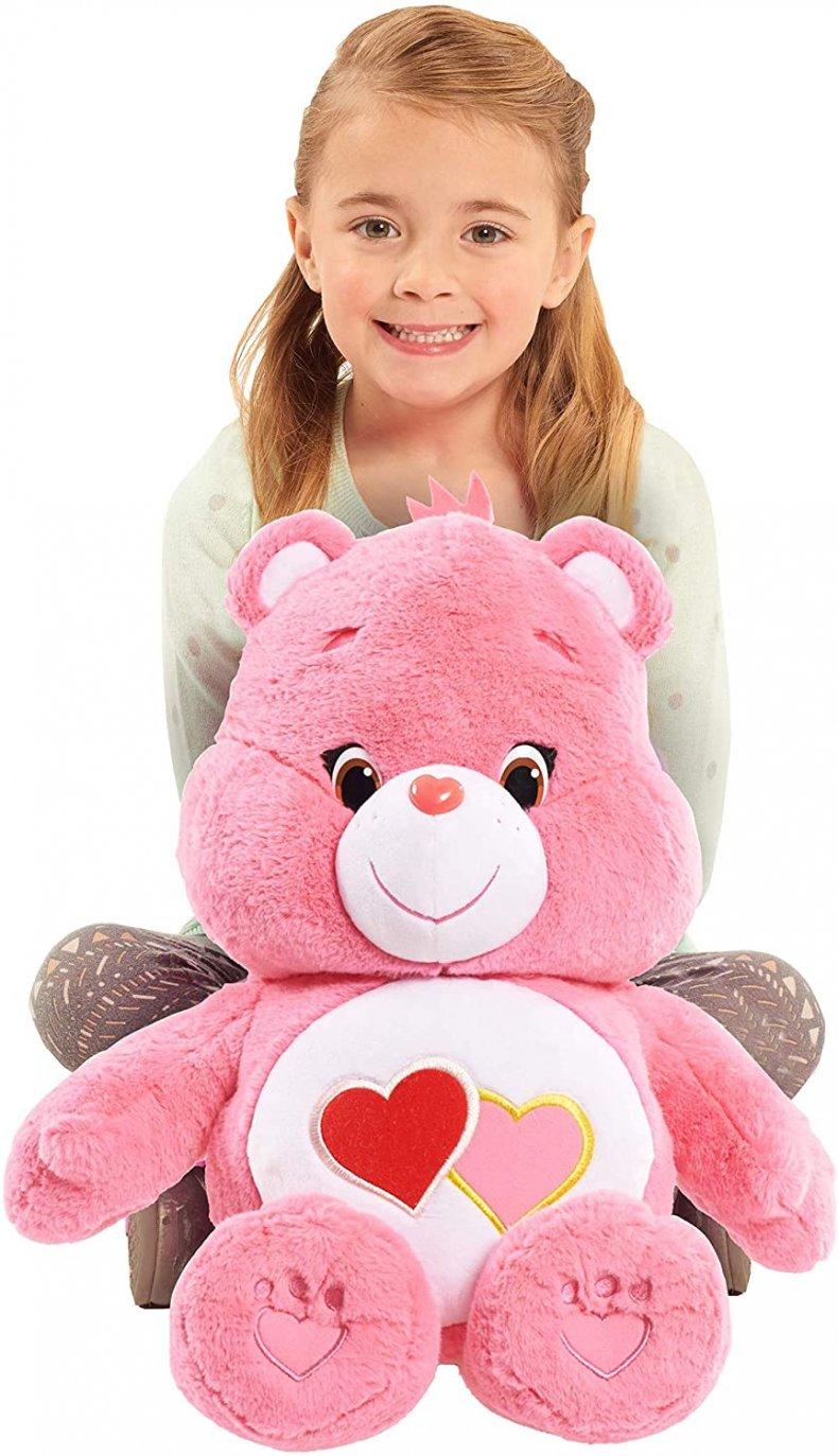 care bear stuffed animal