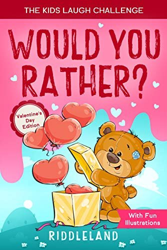 Would You Rather Books For Kids