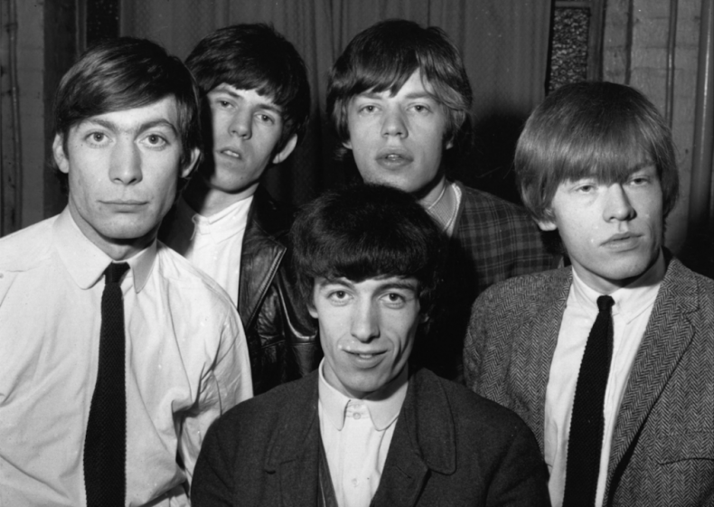 #27. The Rolling Stones
