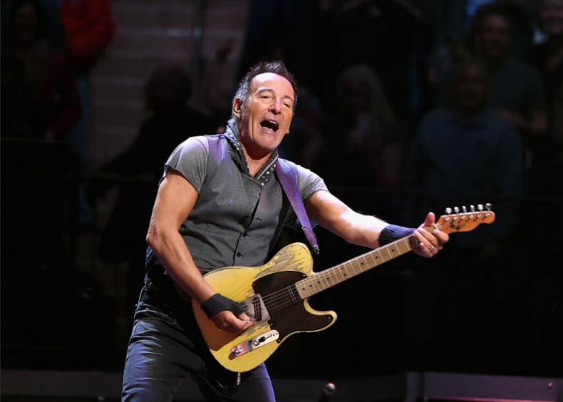 #5. Bruce Springsteen