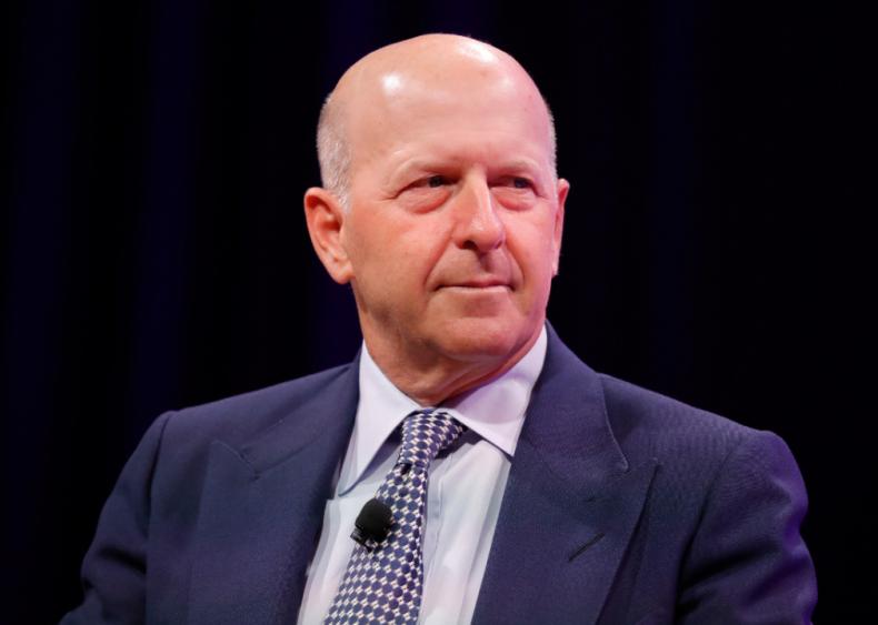 #58. David Solomon (The Goldman Sachs Group, Inc.)