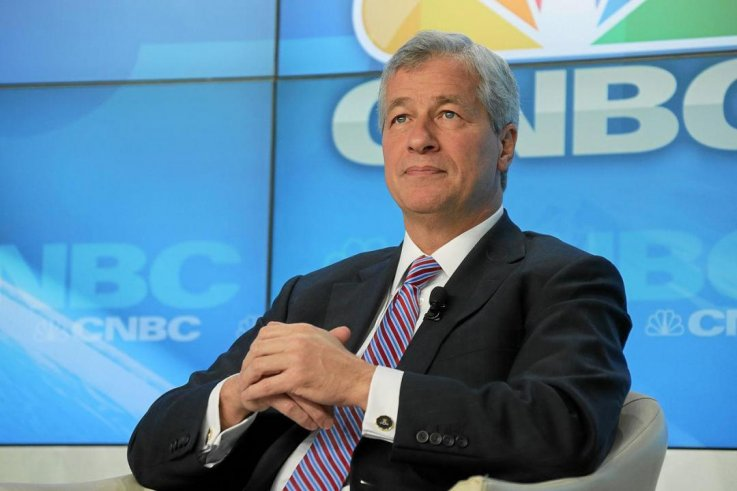 #28. James Dimon (JPMorgan Chase & Co.)