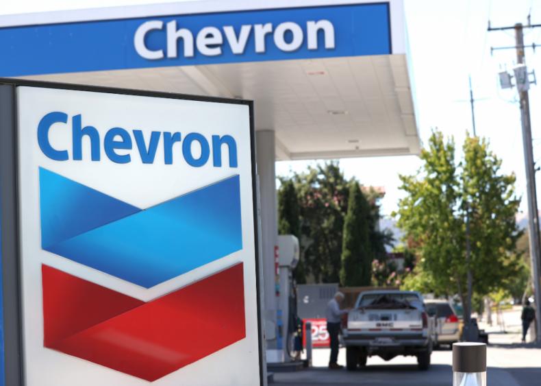 #23. Michael Wirth (Chevron Corporation)