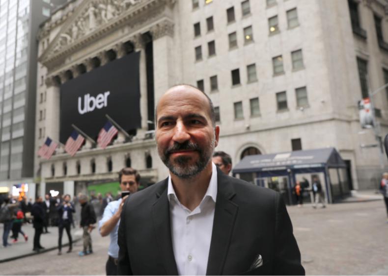 #14. Dara Khosrowshahi (Uber Technologies, Inc.)