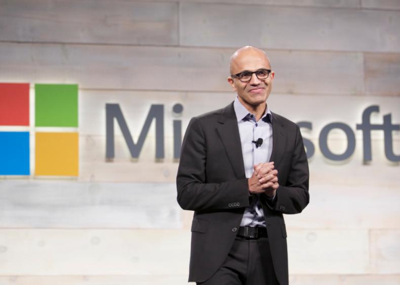 #12. Satya Nadella (Microsoft Corporation)