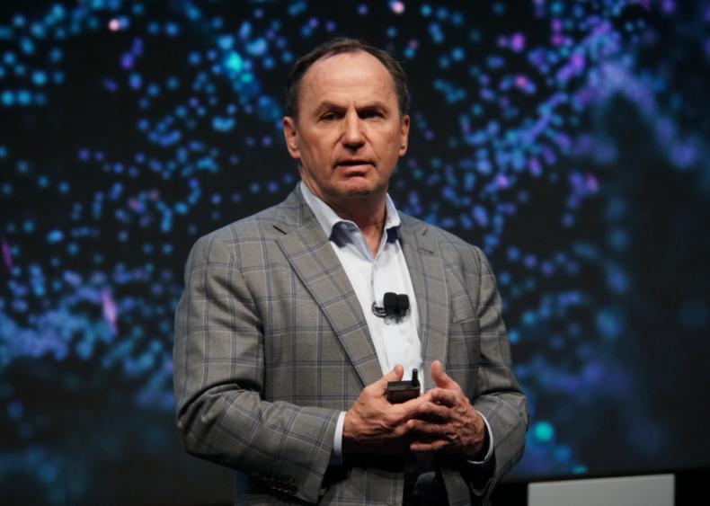 #2. Robert Swan (Intel Corporation)