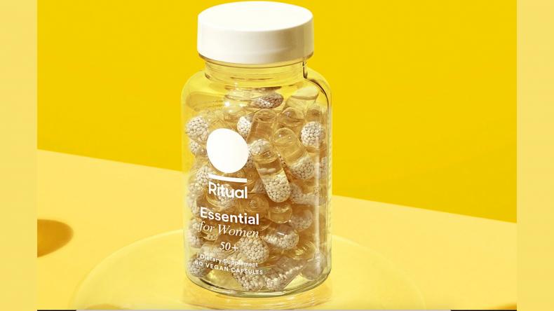 Ritual multivitamins bottle