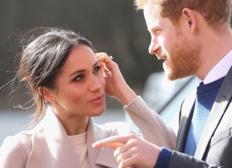 Meghan Markle, Prince Harry Visit Northern Ireland