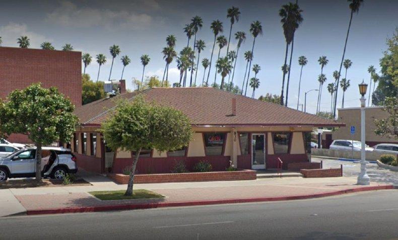 A Roscoe's restaurant in Pasadena