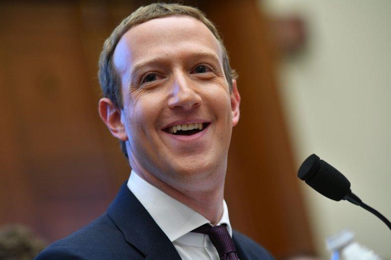 Facebook Chairman and CEO Mark Zuckerberg