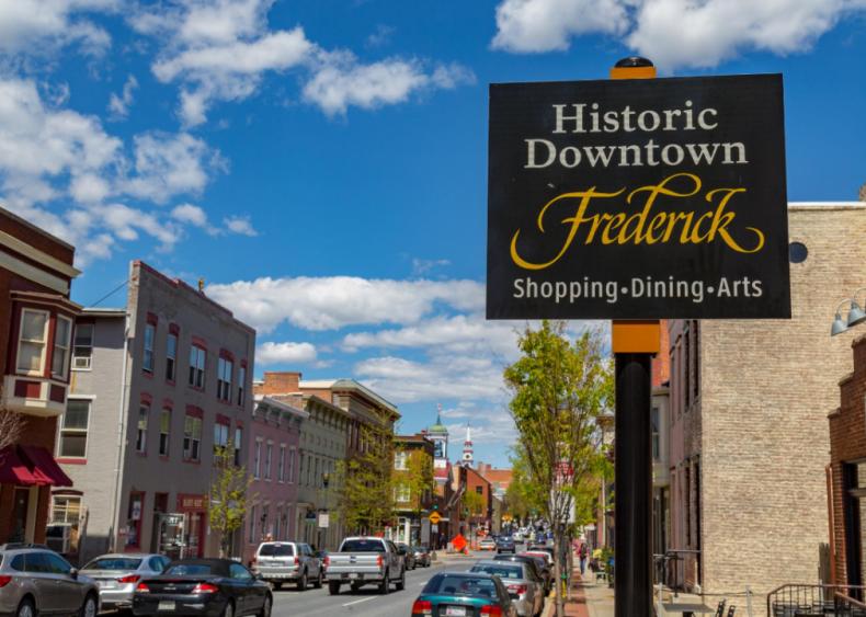 #96. Frederick, Maryland