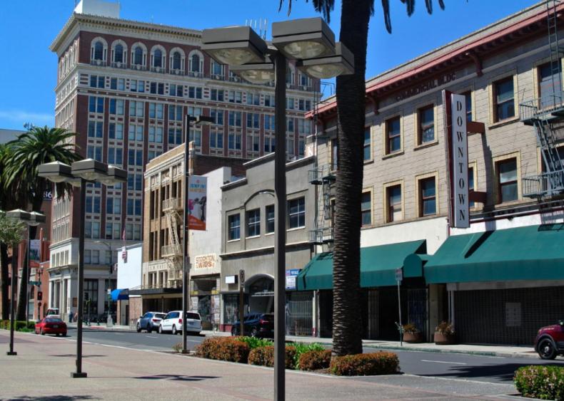 #91. Stockton, California