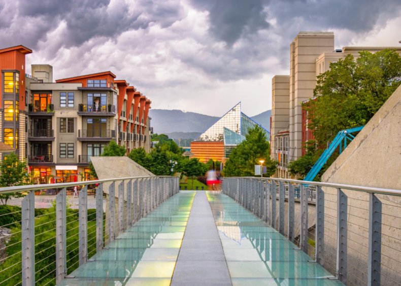 #87. Chattanooga, Tennessee