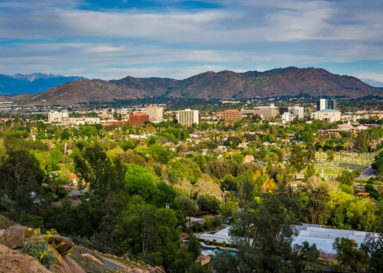 #86. Riverside, California