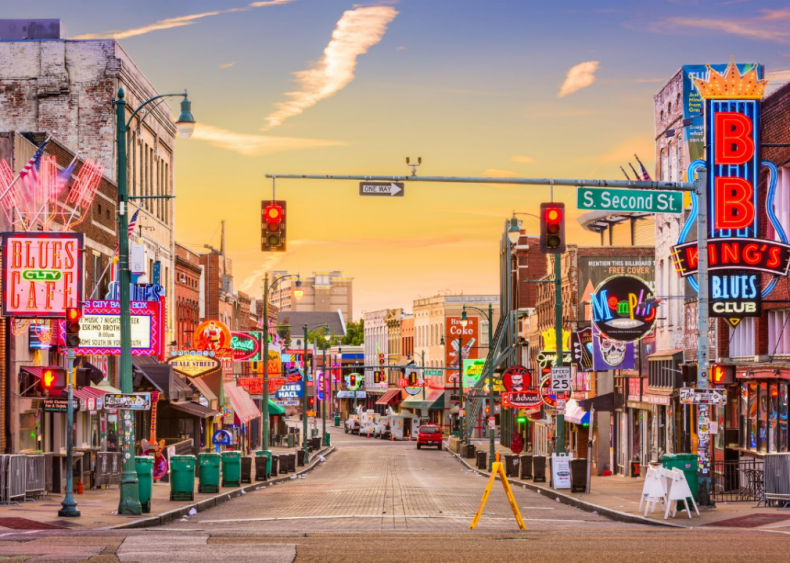 #81. Memphis, Tennessee