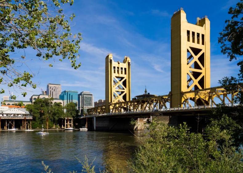 #80. Sacramento, California