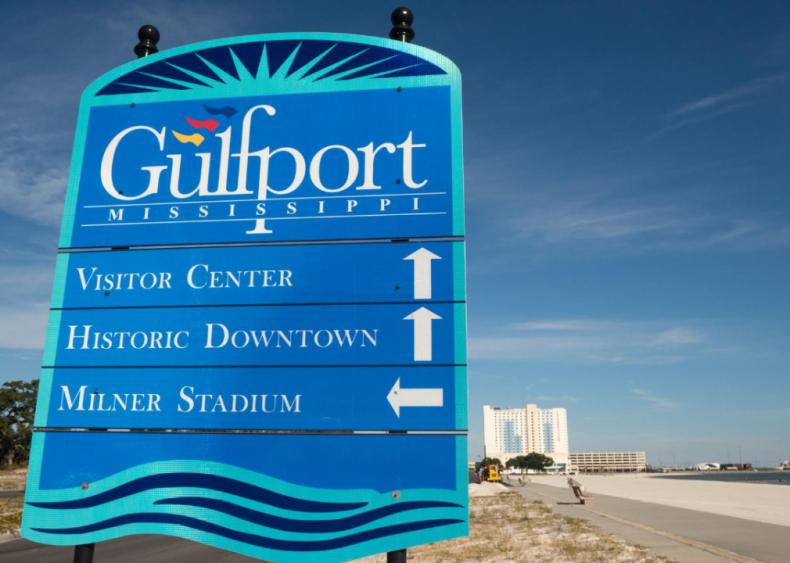 #75. Gulfport, Mississippi