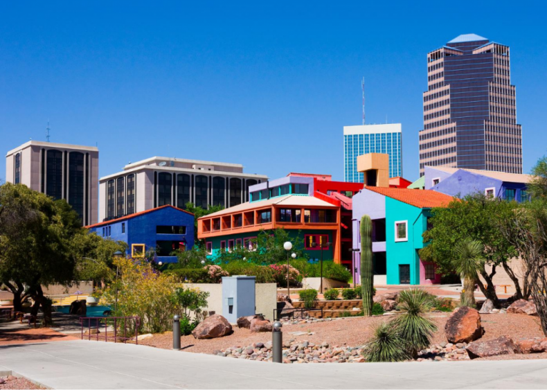 #74. Tucson, Arizona
