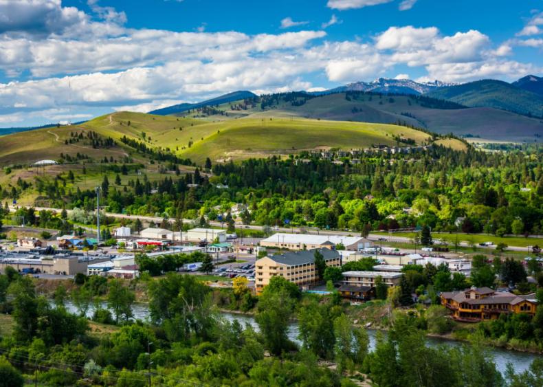 #61. Missoula, Montana