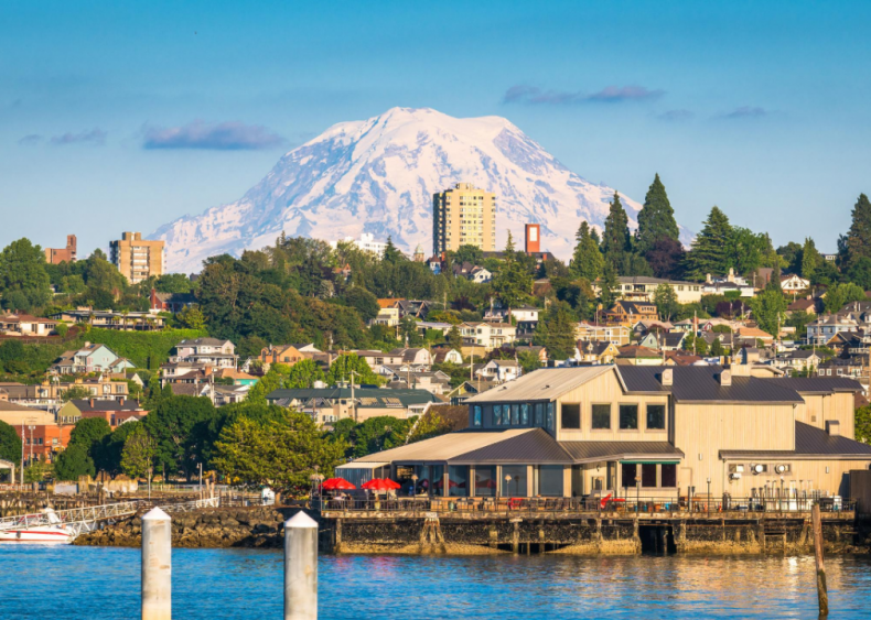 #46. Tacoma, Washington