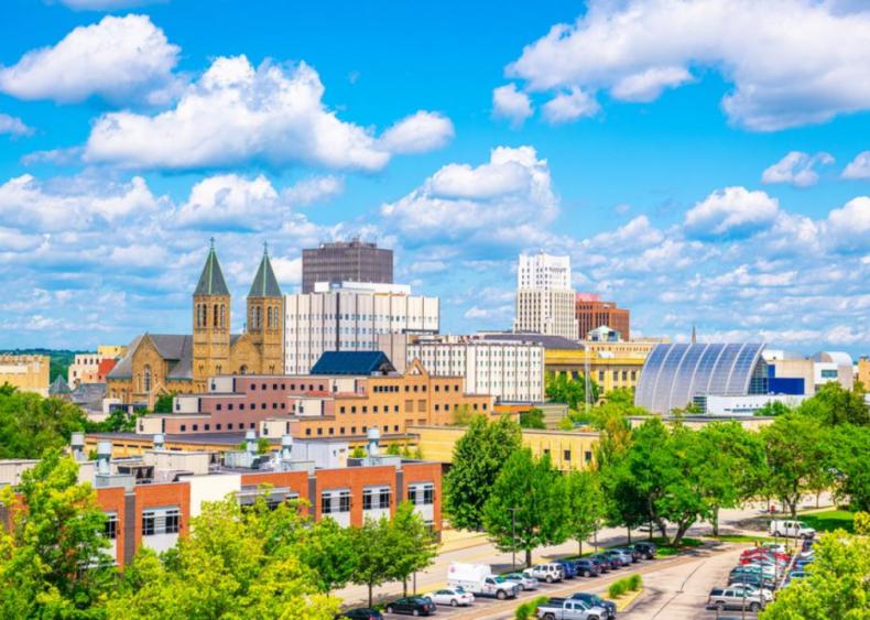 #44. Akron, Ohio