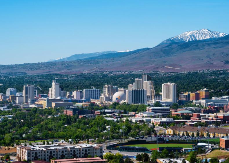 #40. Reno, Nevada