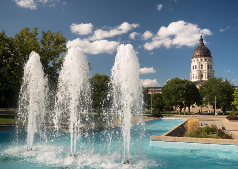 #29. Topeka, Kansas
