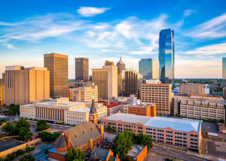 #26. Oklahoma City, Oklahoma