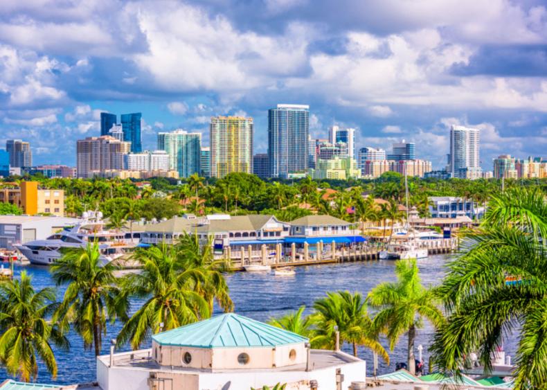 #23. Ft. Lauderdale, Florida
