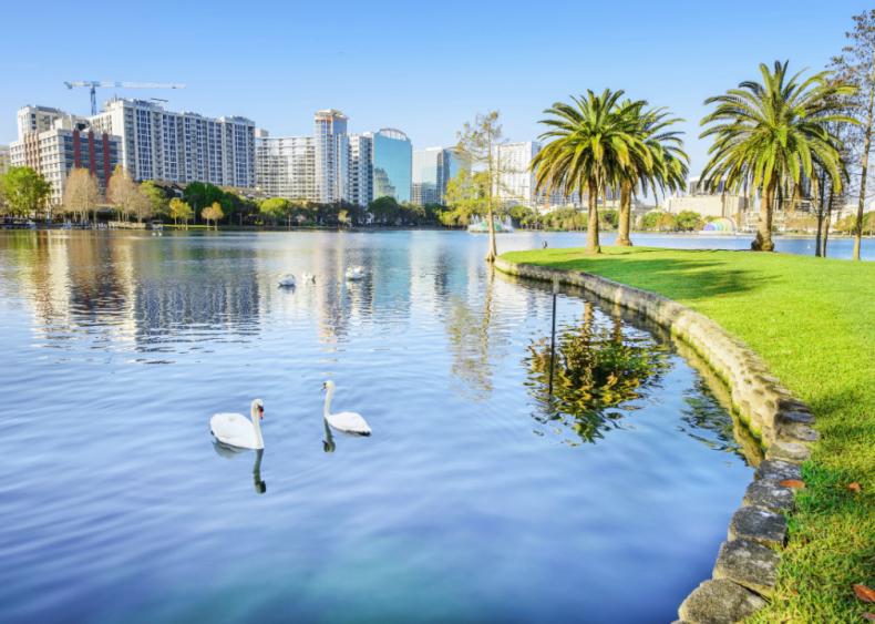 #12. Orlando, Florida