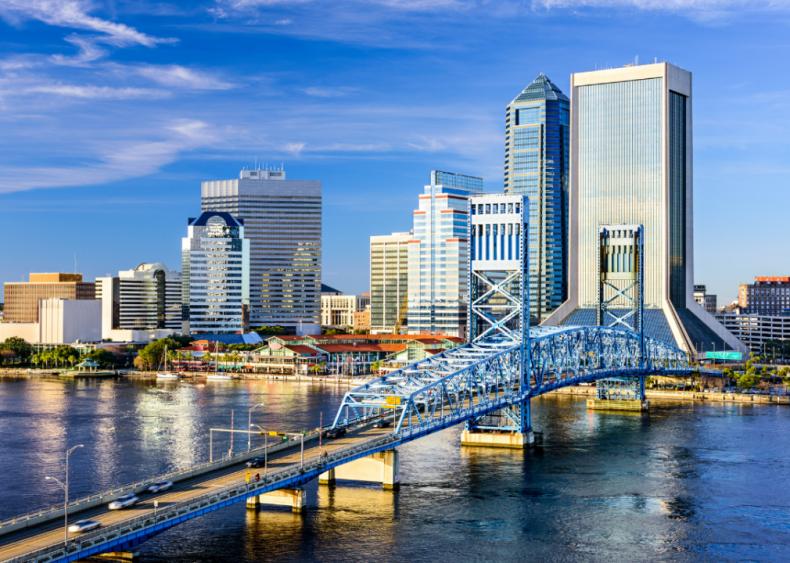 #11. Jacksonville, Florida