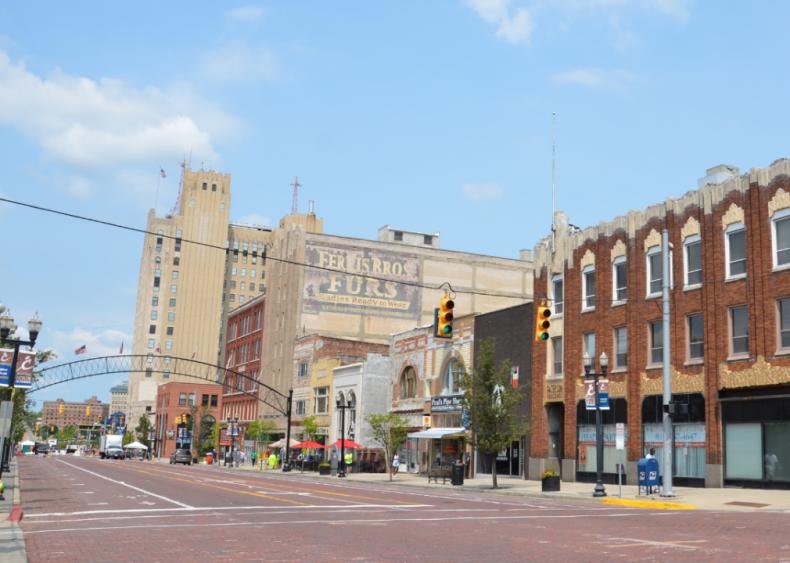 #10. Flint, Michigan
