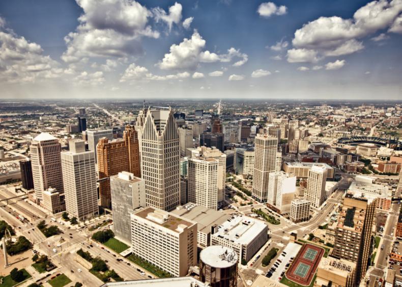 #6. Detroit