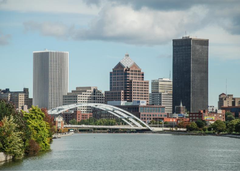 #1. Rochester, New York