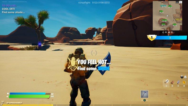 fortnite creative simulator codes desert survival