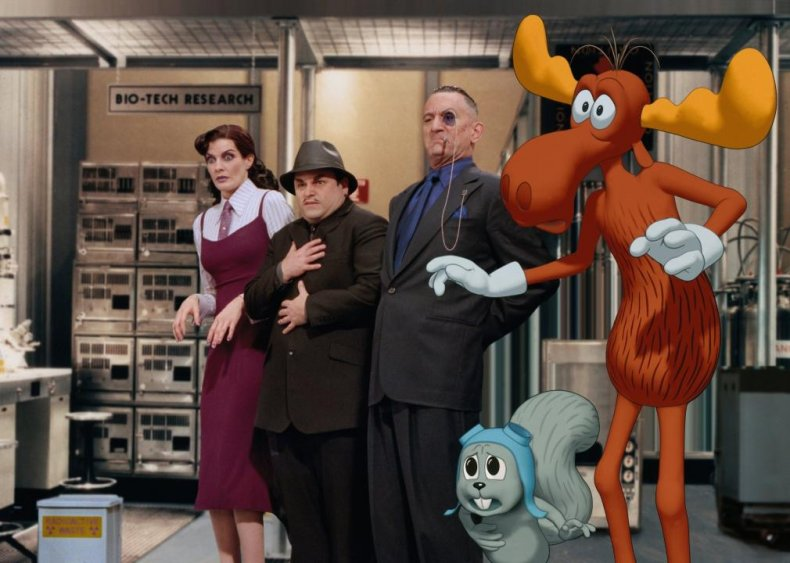 #38. The Adventures of Rocky & Bullwinkle