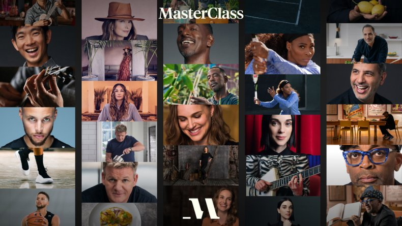 valentine's day gifts for him Masterclass subscription