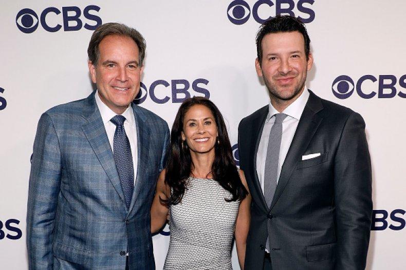 CBS Super Bowl LV Announcers
