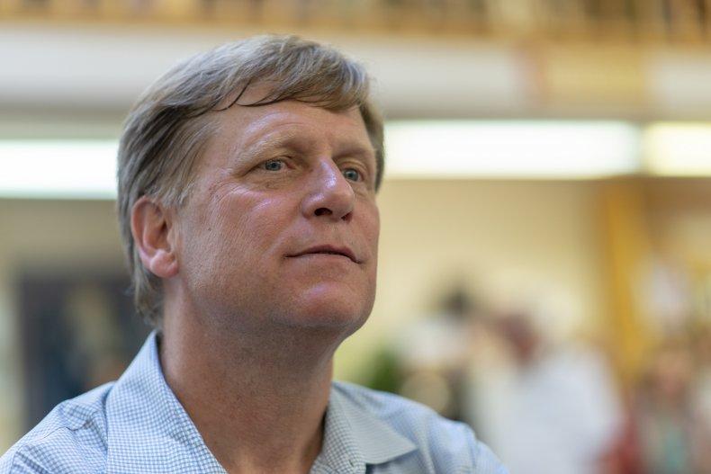 Ex-U.S. Ambassador to Russian Michael McFaul