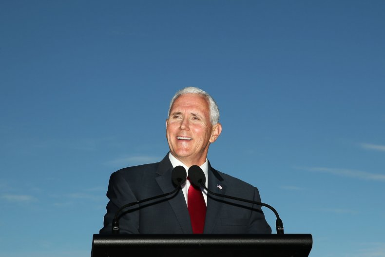 Mike Pence Launches Video Podcast