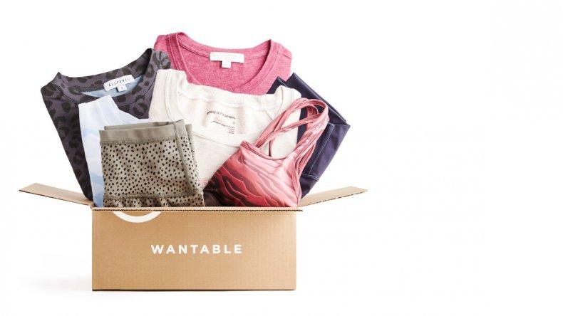 clothing subscription box women