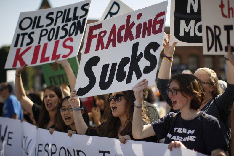 Fracking Sucks