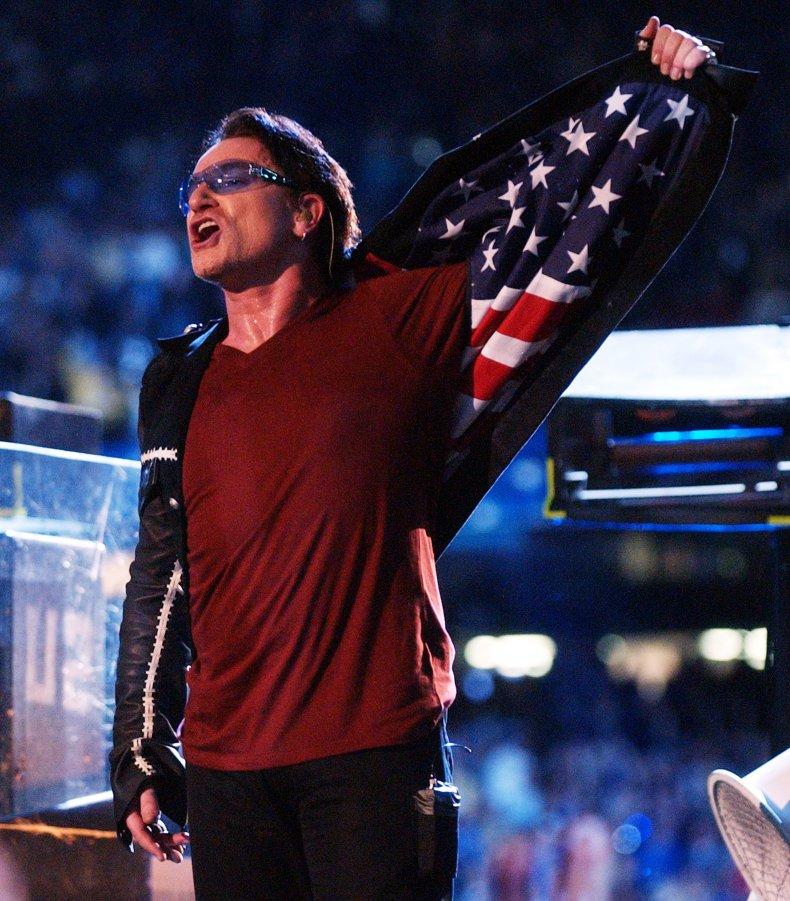 Bono Super Bowl