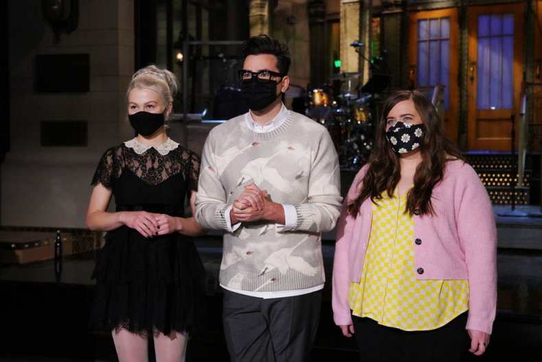 'SNL' Season 46, Episode 11
