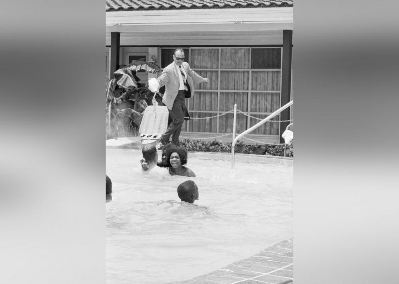 Florida: A sea change starts in a swimming pool