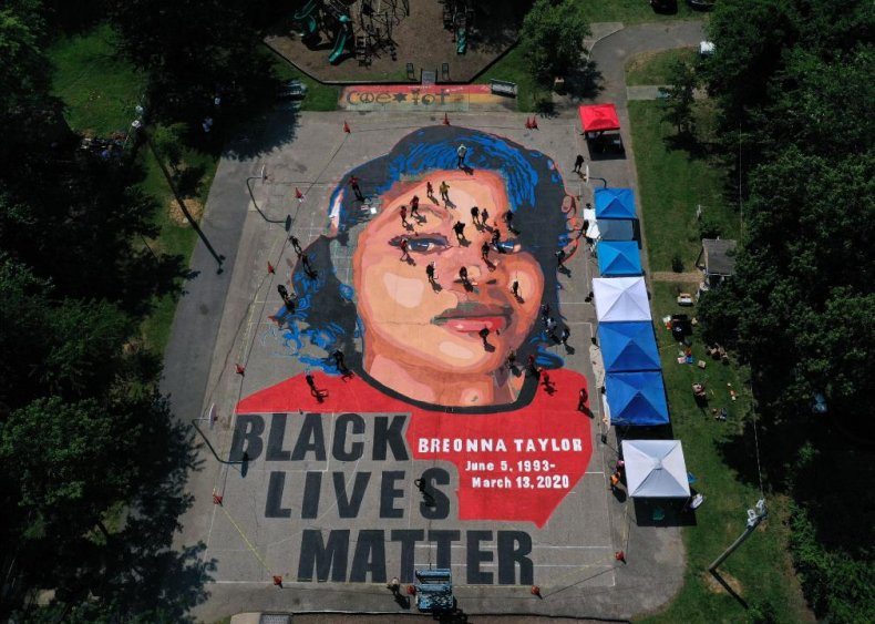 Kentucky: Breonna Taylor becomes a martyr for the movement