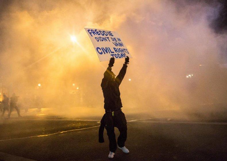 Maryland: A suspicious death spotlights police violence