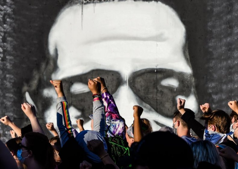 Minnesota: A final breath triggers a revolution