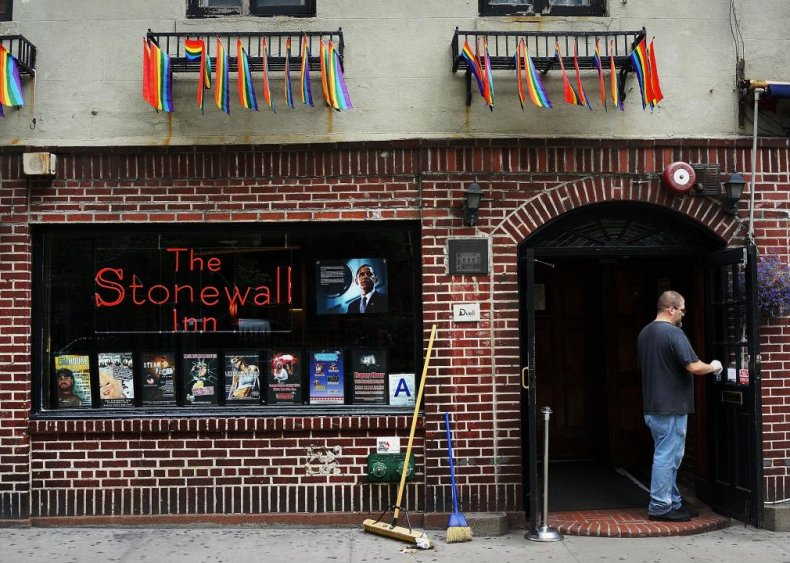 New York: A community pushes back at Stonewall
