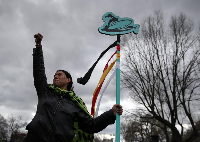 North Dakota: The Sioux take a stand for water